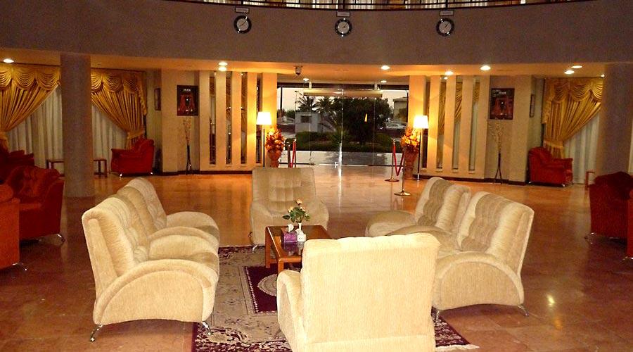 لابی 2 هتل لاله چابهار