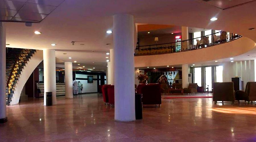 لابی 3 هتل لاله چابهار