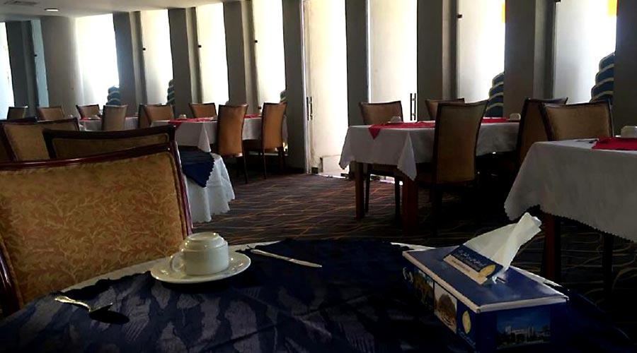 رستوران 3 هتل لاله چابهار