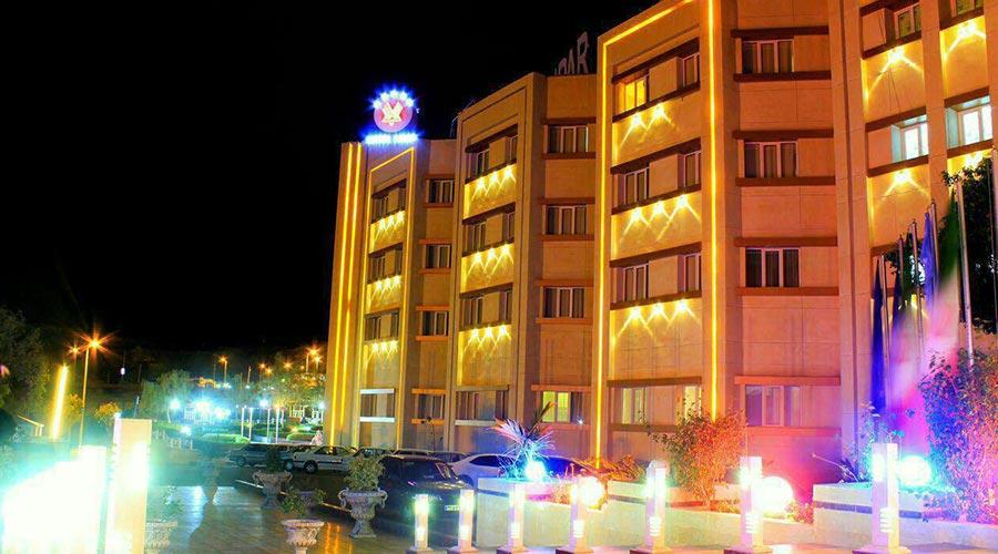 رزرو هتل لیپار چابهار