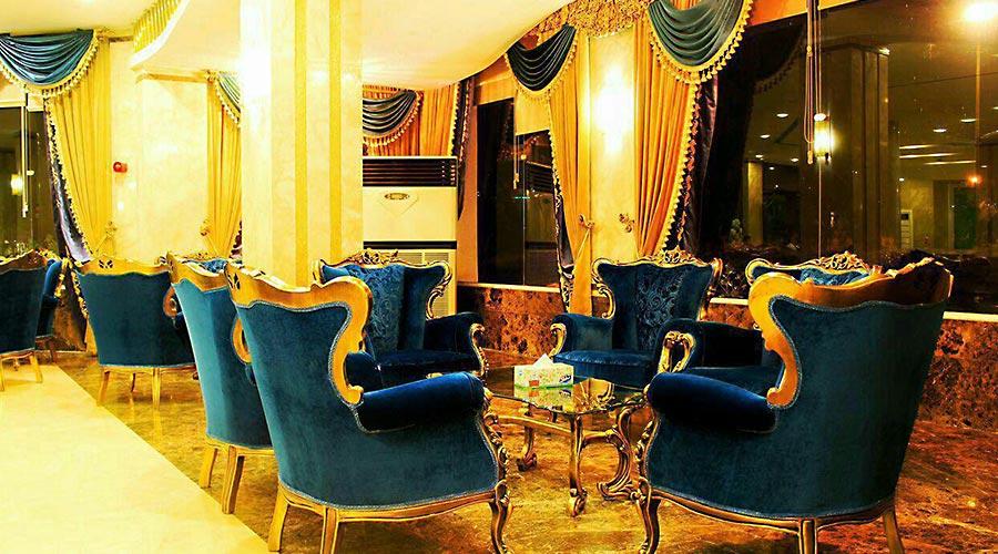 لابی هتل لیپار چابهار