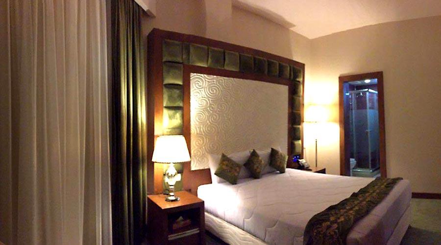 اتاق 5 هتل لیپار چابهار
