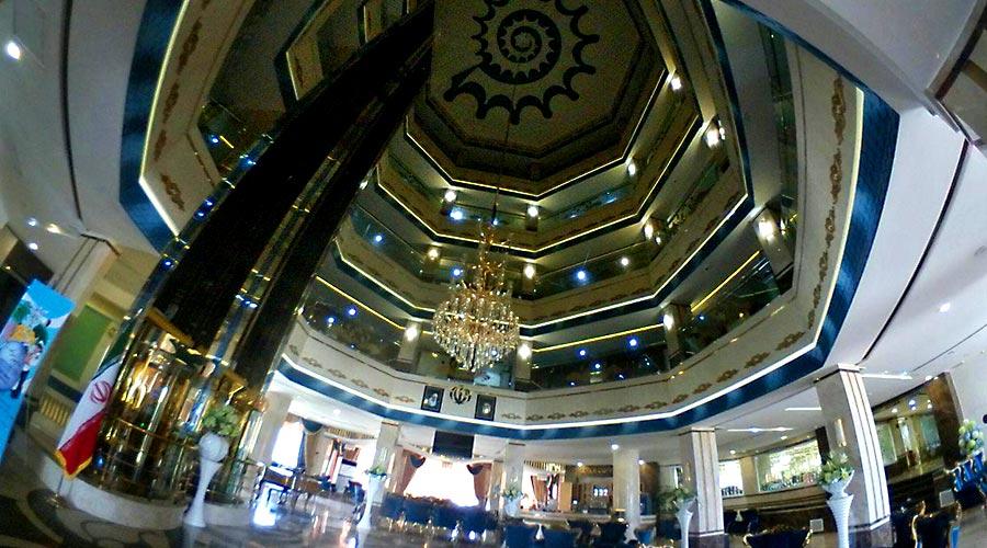 لابی 3 هتل لیپار چابهار