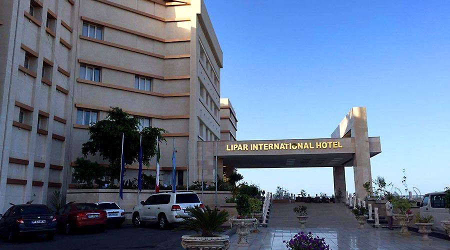 مرکز اصلی رزرو هتل لیپار چابهار