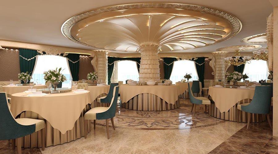 رستوران 3 هتل لیپار چابهار