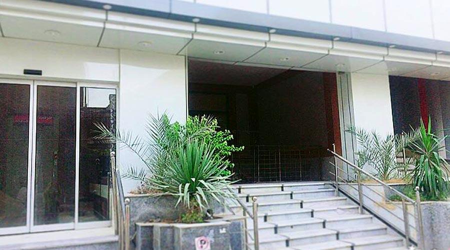 مرکز اصلی رزرو هتل نخل زرین قشم