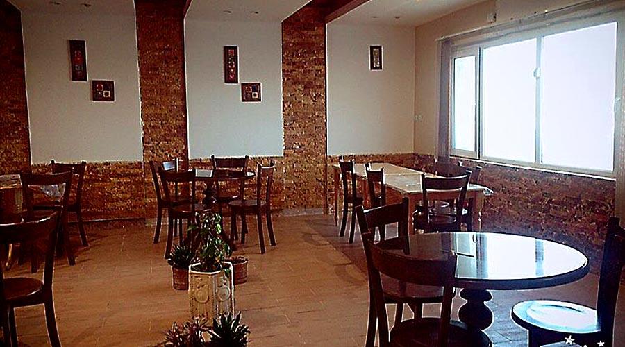 رستوران 1 هتل نخل زرین قشم