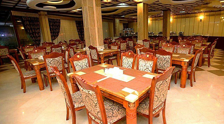 رستوران هتل پارمیدا کیش