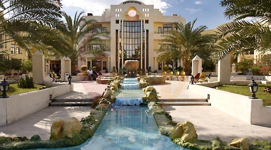 رزرو هتل پارسیان کیش