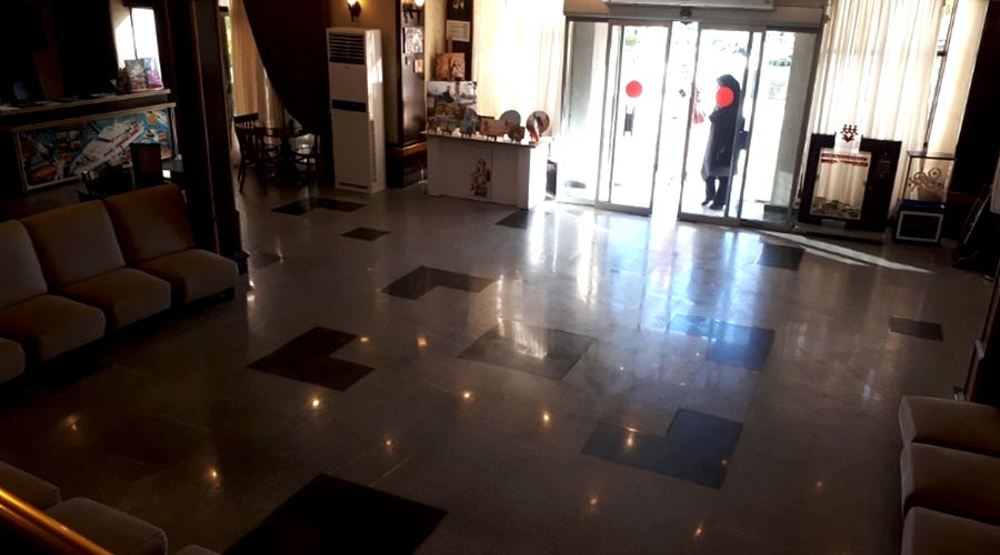 لابی هتل پارسیان کیش