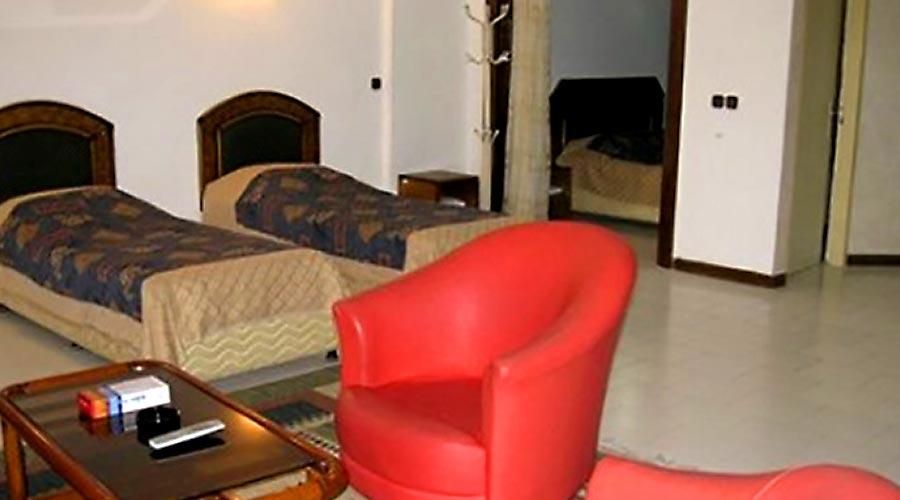 اتاق 4 هتل پارسیان کیش