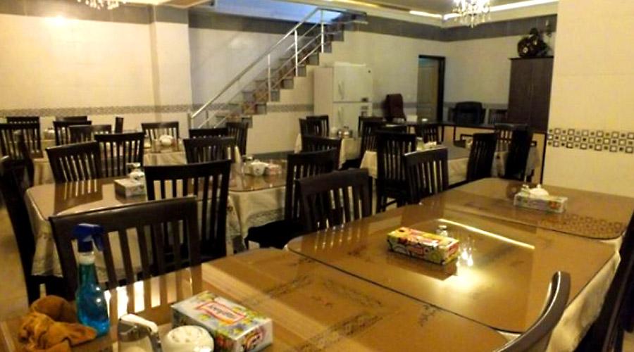 رستوران هتل سهند تبریز
