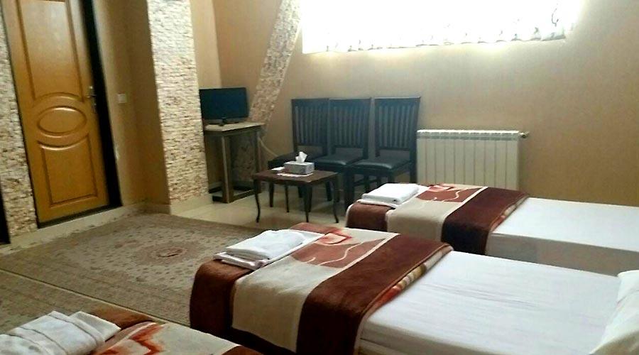 اتاق 3 هتل سهند تبریز