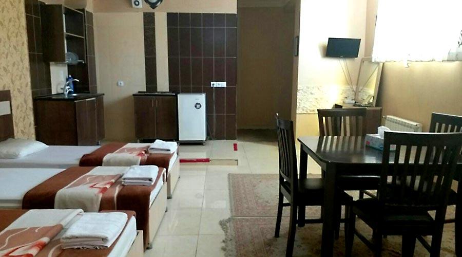 اتاق 5 هتل سهند تبریز
