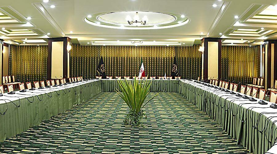 سالن کنفرانس هتل شهریار تبریز