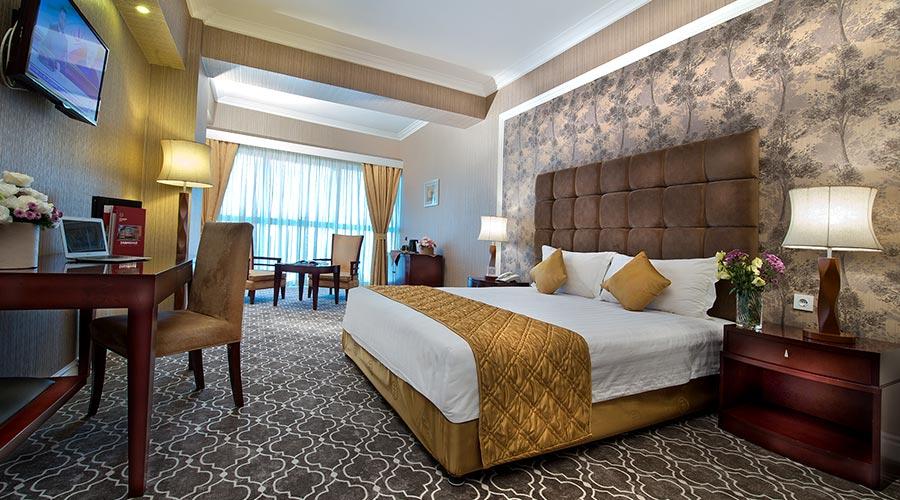 اتاق 10 هتل شهریار تبریز