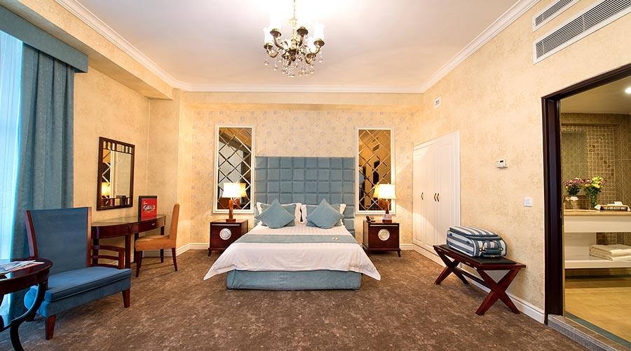 اتاق 12 هتل شهریار تبریز