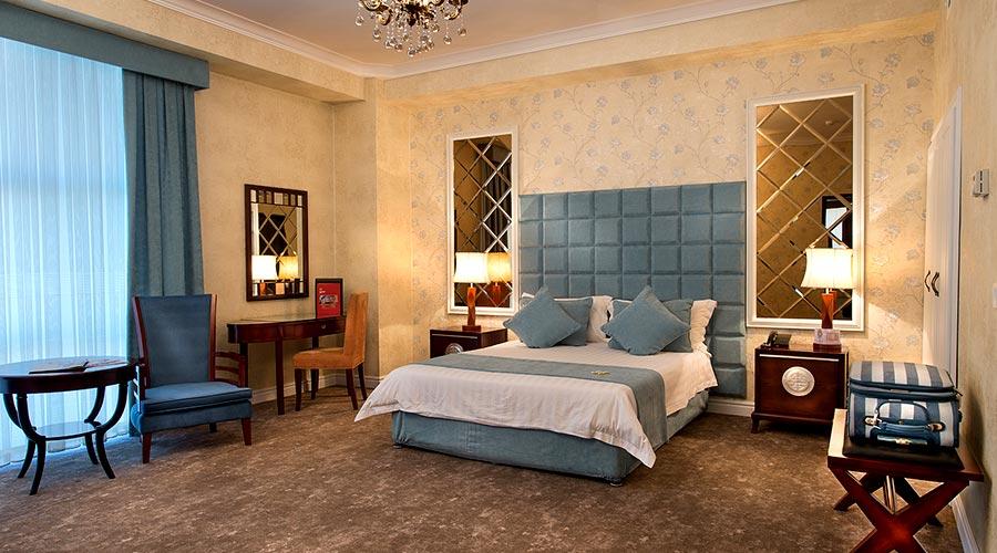 اتاق 13 هتل شهریار تبریز