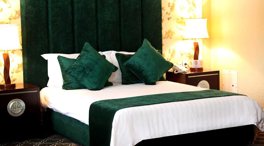 اتاق 2 هتل شهریار تبریز