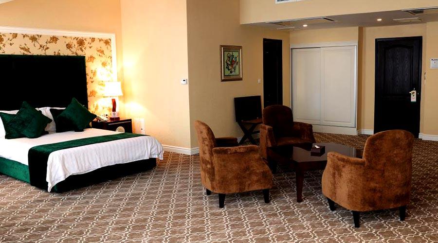 اتاق 3 هتل شهریار تبریز