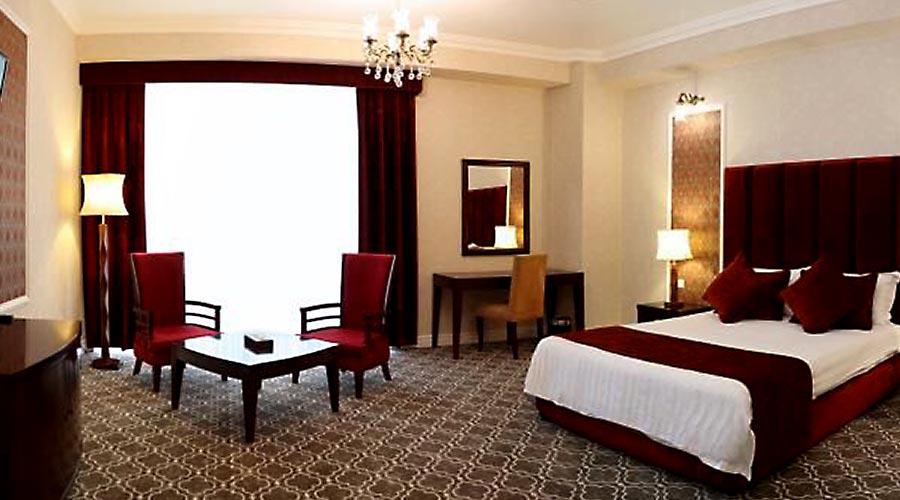 اتاق 5 هتل شهریار تبریز