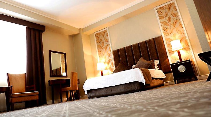 اتاق 6 هتل شهریار تبریز