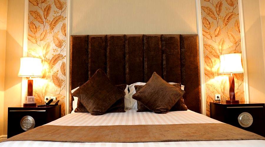 اتاق 7 هتل شهریار تبریز