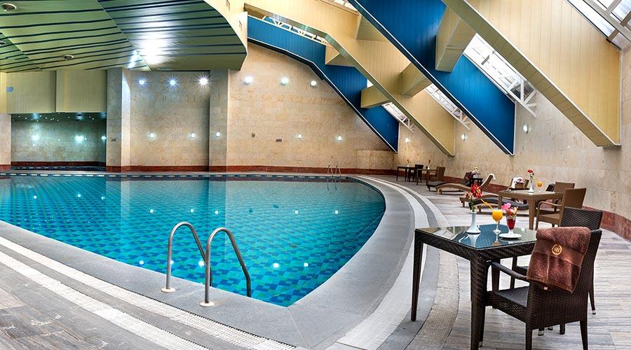 استخر 2 هتل شهریار تبریز