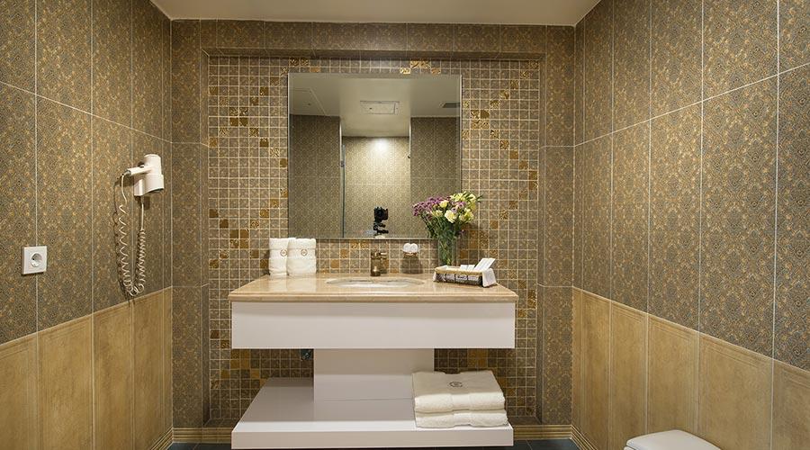 سرویس بهداشتی هتل شهریار تبریز