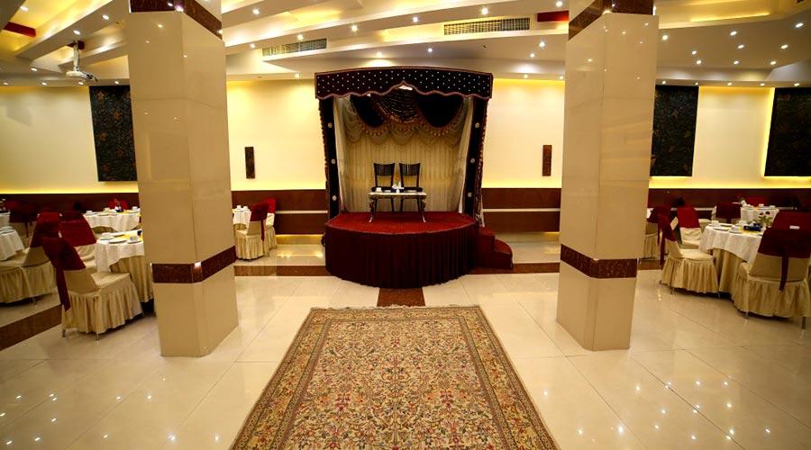 سالن کنفرانس و مراسمات هتل بین المللی تبریز