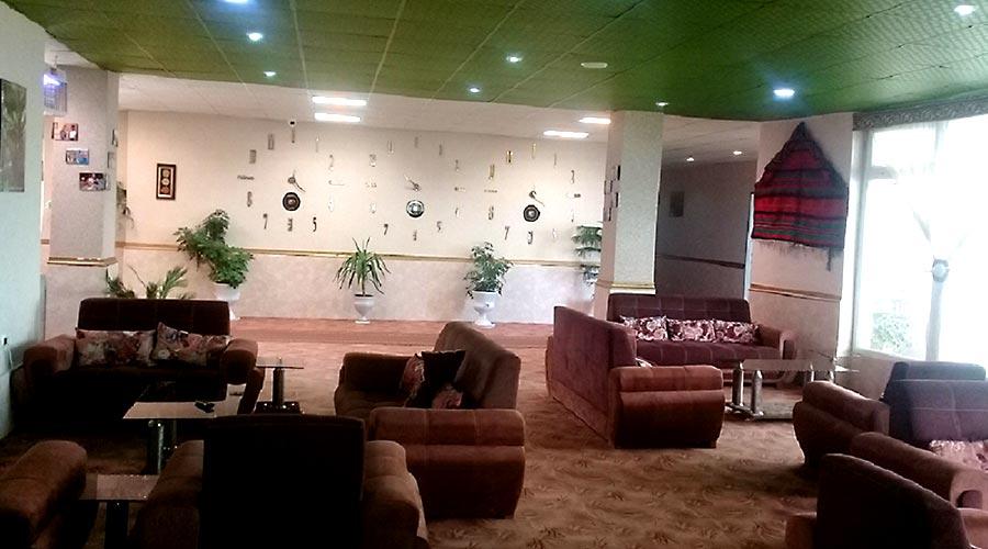 لابی هتل ونوس چابهار