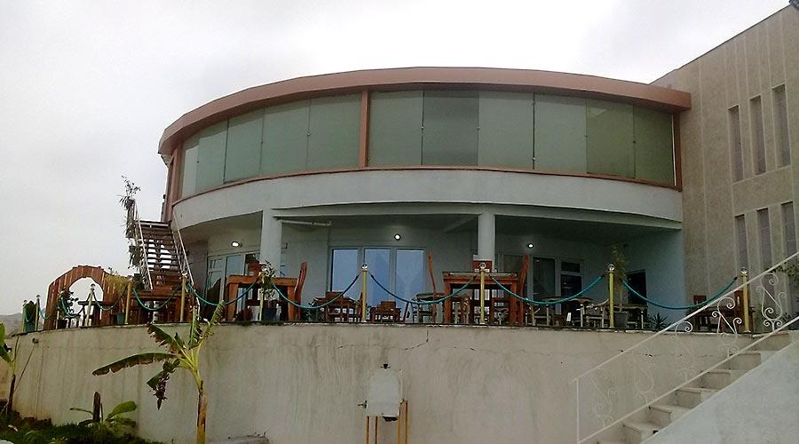 رستوران 2 هتل ونوس چابهار