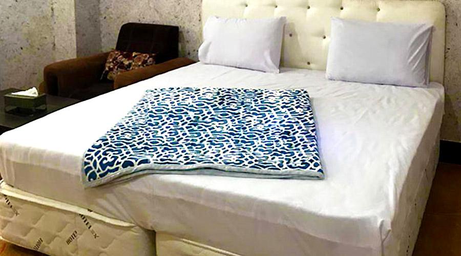 اتاق 1 هتل ونوس چابهار