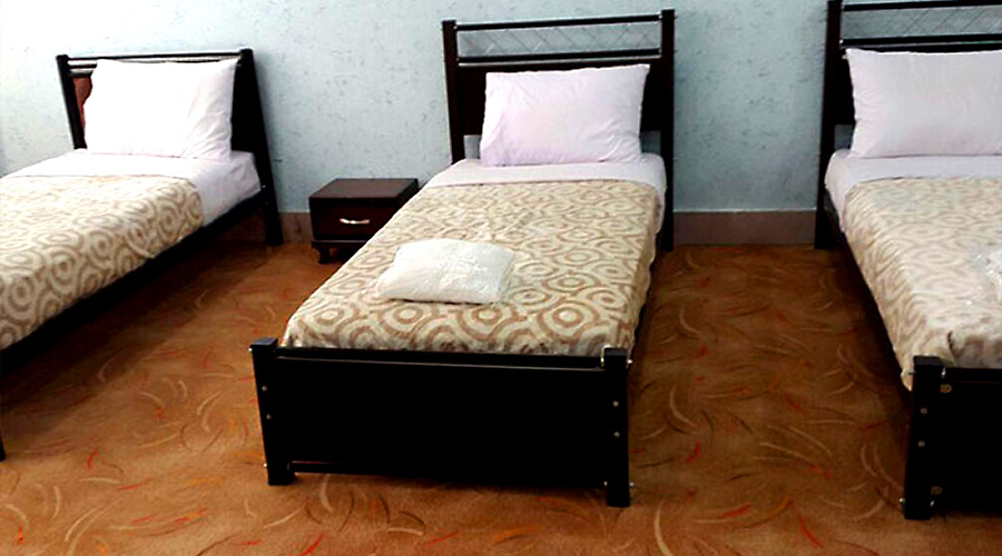 اتاق 2 هتل ونوس چابهار