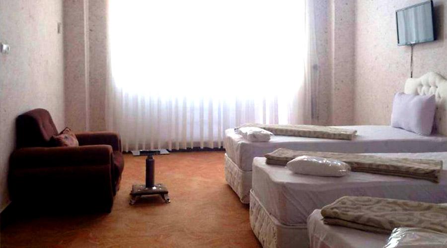 اتاق 3 هتل ونوس چابهار