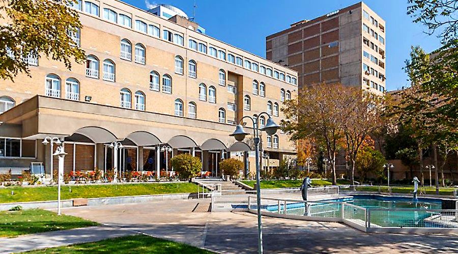 مرکز اصلی رزرو هتل بین المللی تبریز