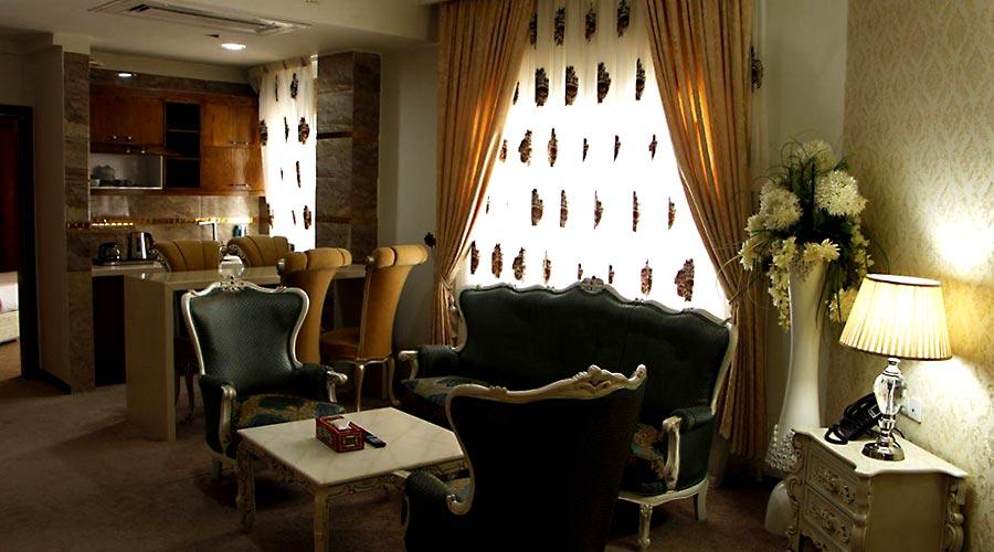 سوئیت ویژه هتل لیپار چابهار
