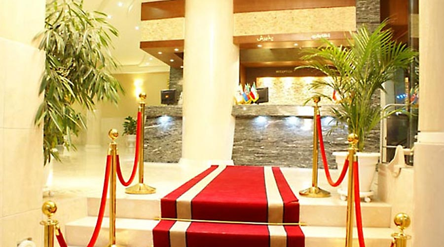 رزرو هتل عماد مشهد