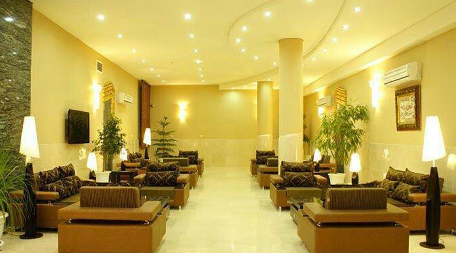 لابی 2 هتل عماد مشهد