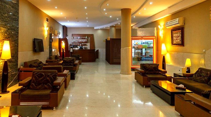 لابی هتل عماد مشهد