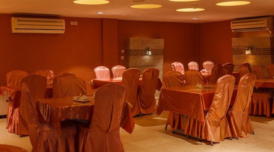 رستوران 2 هتل عماد مشهد