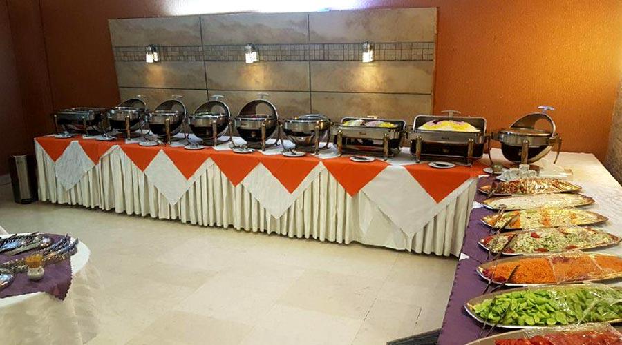 رستوران هتل عماد مشهد
