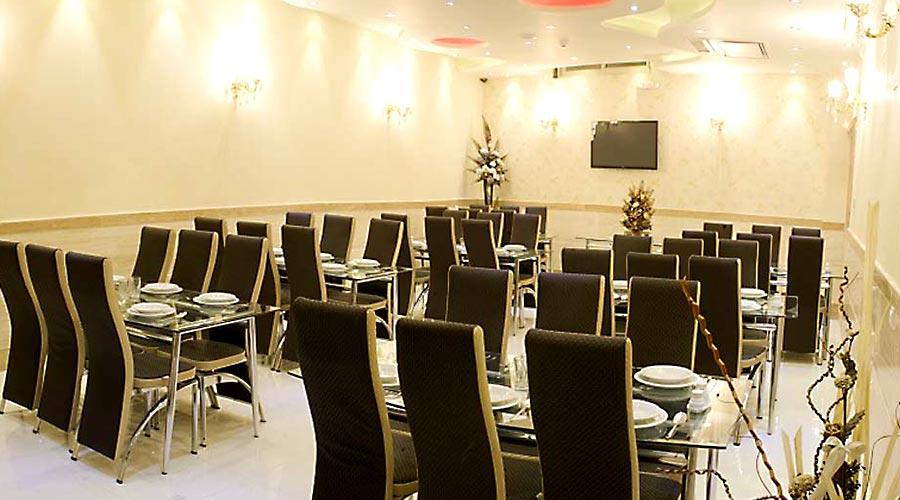 رستوران 2 هتل اسپینو مشهد