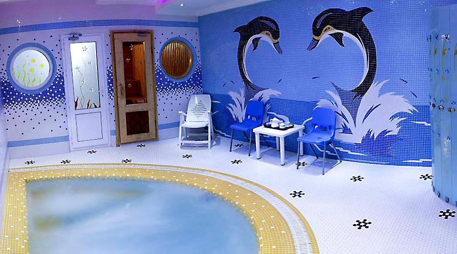 مجموعه آبی هتل اسپینو مشهد