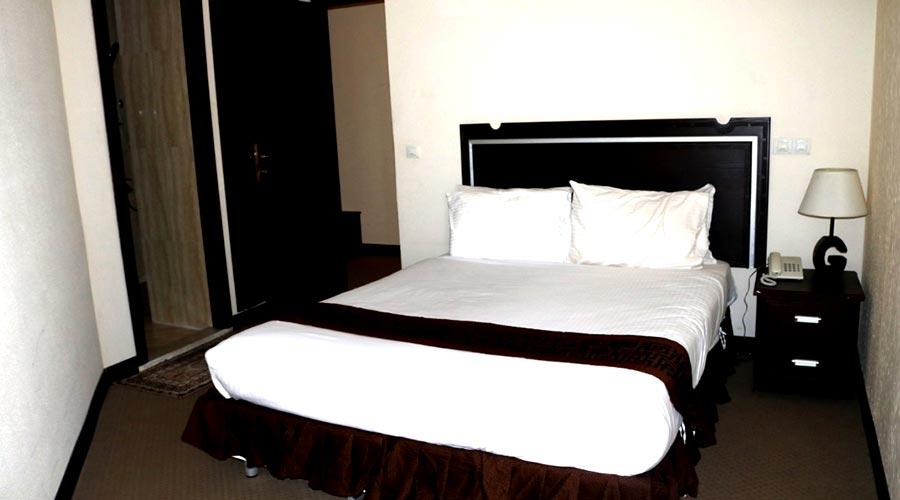 اتاق هتل گامبرون کیش