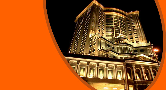 اطلاعات و جزئیات کامل هتل قصر طلایی مشهد