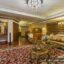سوئیت پرزیدنت 2 هتل قصر طلایی مشهد