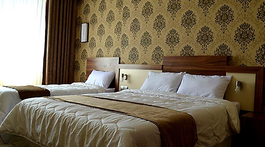 اتاق 4 هتل هاترا مشهد