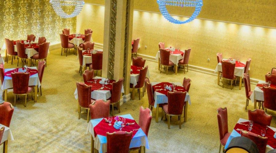 رستوران هتل کیانا مشهد