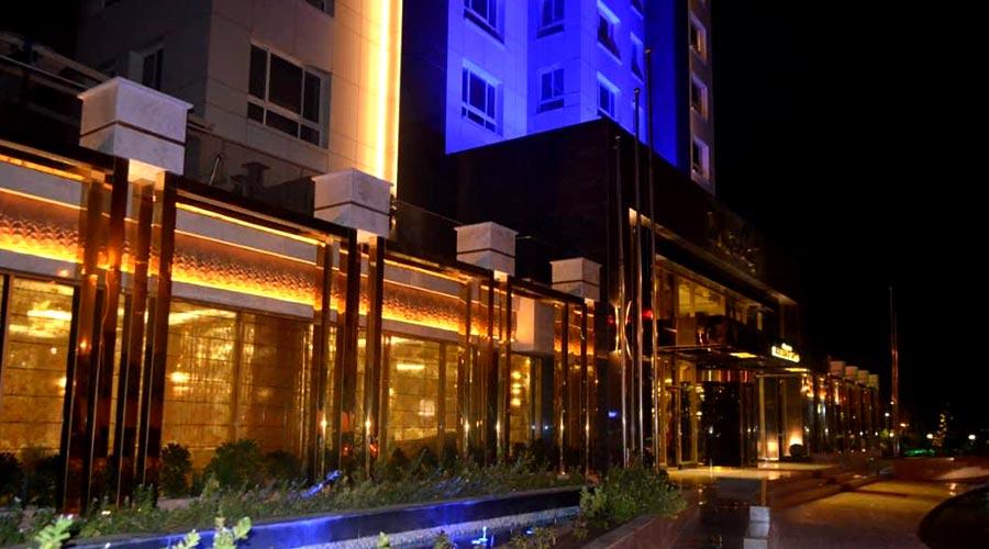 مرکز اصلی رزرو هتل کوروش کیش
